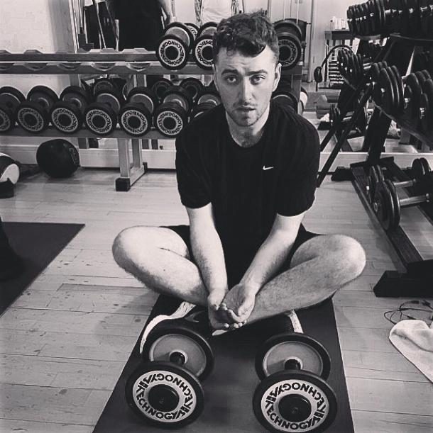 Sam Smith : il a perdu plus de 6kg en seulement deux semaines !