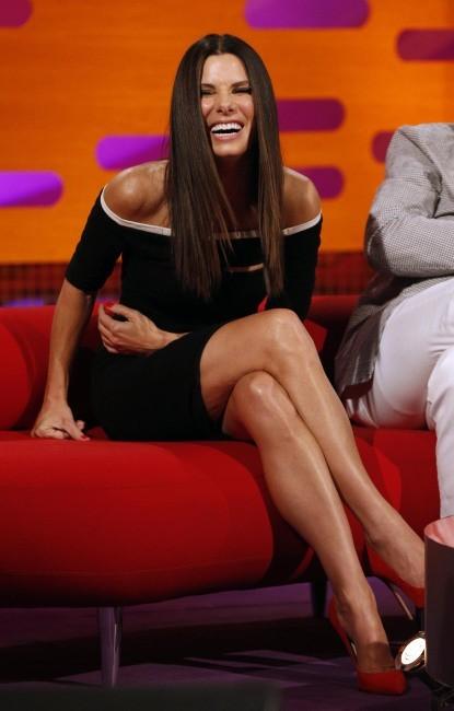 Sandra Bullock le 12 juin 2013 à Londres