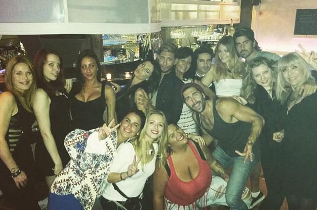 Sara, Stefan, Nathalie... Les candidats de Secret Story 8 se retrouvent !