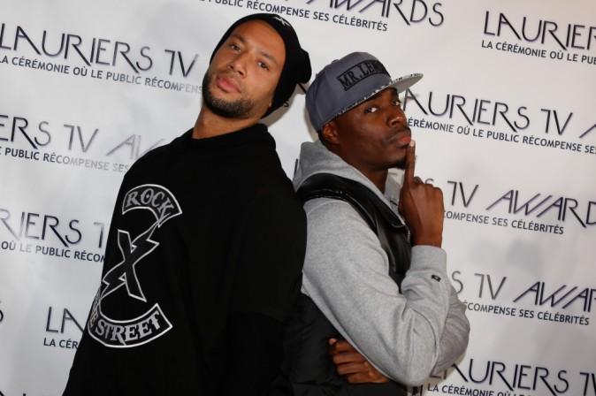 Xavier et Jessy Matador
