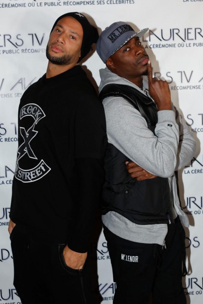 Xavier et Jessy Matador !