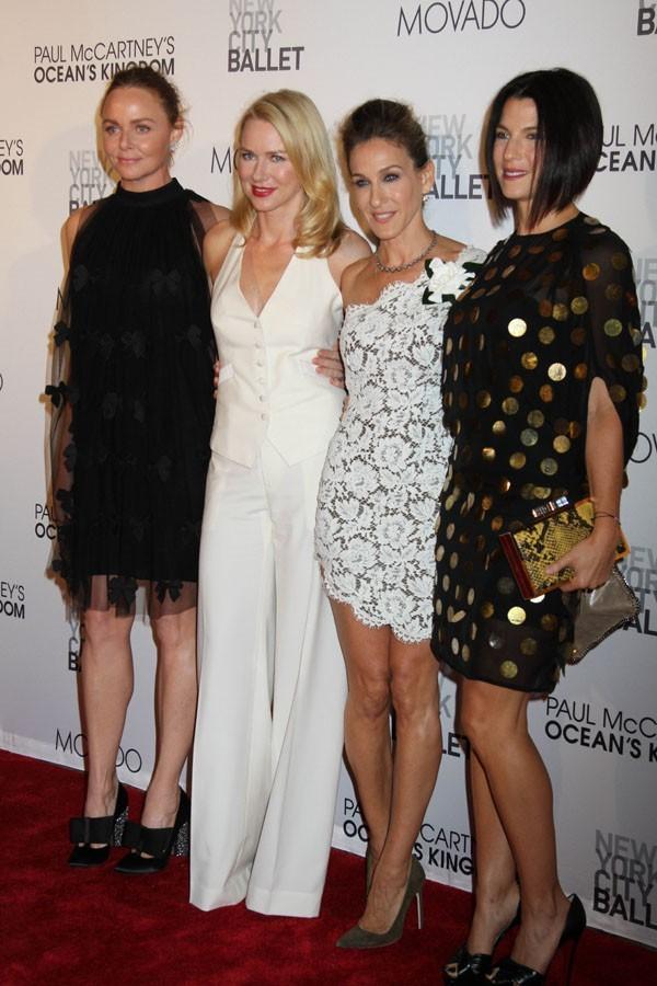 Stella McCartney et Naomi Watts étaient aussi présentes !