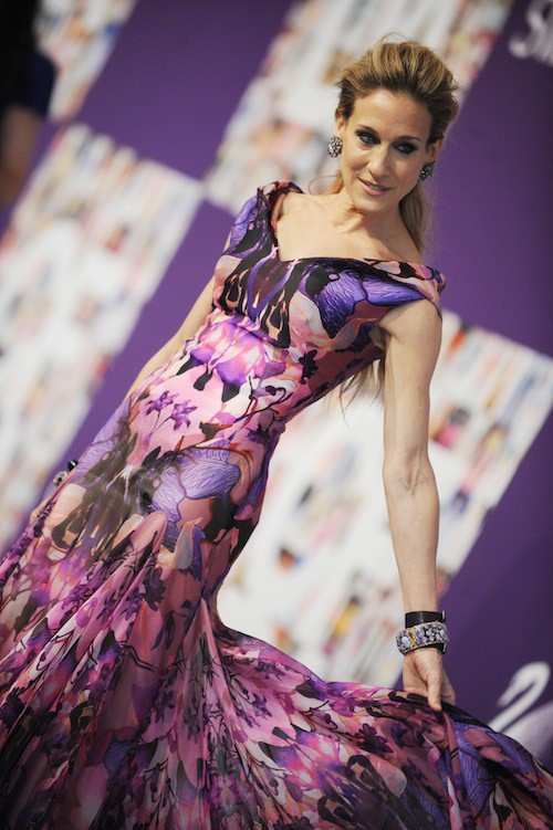 Au CFDA Fashion Awards en 2010