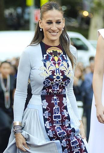 Sarah Jessica Parker à New York le 23 septembre 2014