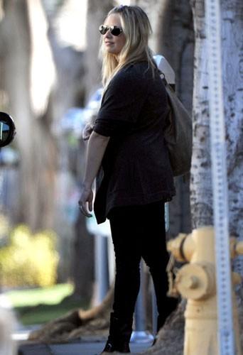 Sarah Michelle Gellar et Freddie Prinze Jr à Los Angeles le 18 novembre 2012