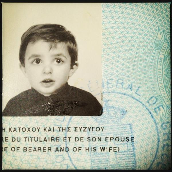 Nikos en 1971