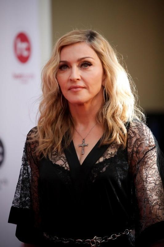 Il s'agit de Madonna !