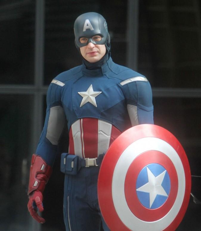 Il y a de quoi être triste avec ce costume...
