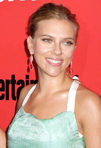 Scarlett Johansson à New-York le 12 septembre 2013
