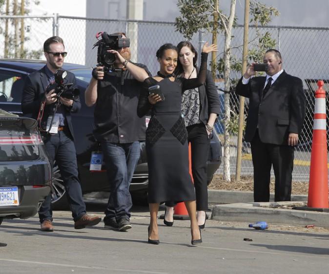 Kerry Washington à Santa Monica le 21 février 2015