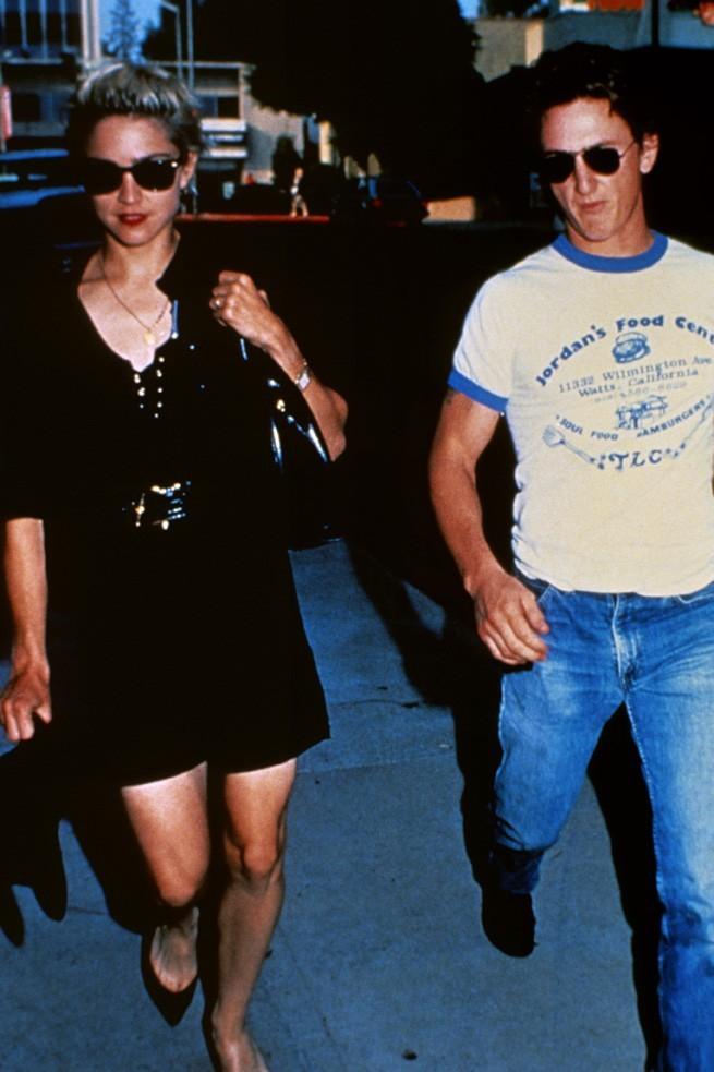 Son premier coup de foudre ? Madonna avec qui il s'est marié en 1985 !