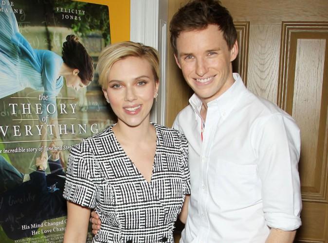 Scarlett Johansson : silhouette divine pour sa premi�re apparition post-grossesse tant attendue !