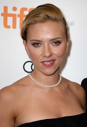 Scarlett Johansson à Toronto le 10 septembre 2013