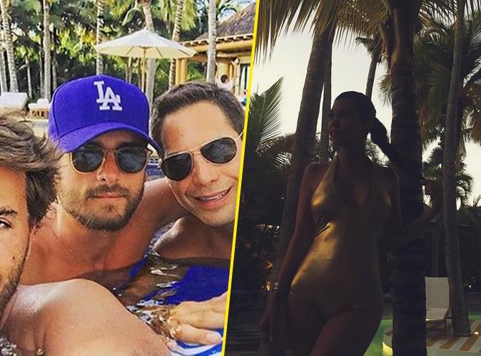 Scott Disick s'amuse au Mexique pendant que Kourtney Kardashian brille à Saint-Barth !