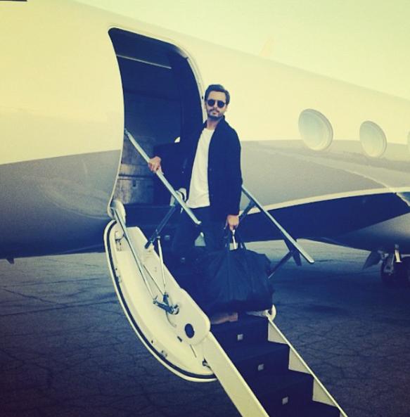 Photos : Scott Disick : sorti de rehab, Kris Jenner en colère !