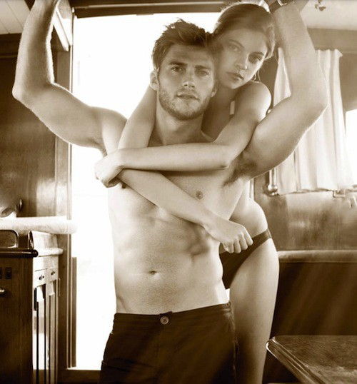 Photos : Scott Eastwood : le fils de Clint Eastwood, un canon que l'on a failli louper !
