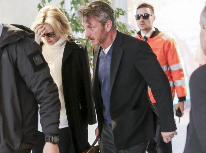 Sean Penn : après sa Saint-Valentin à Rome avec Charlize Theron, il va rencontrer François Hollande !