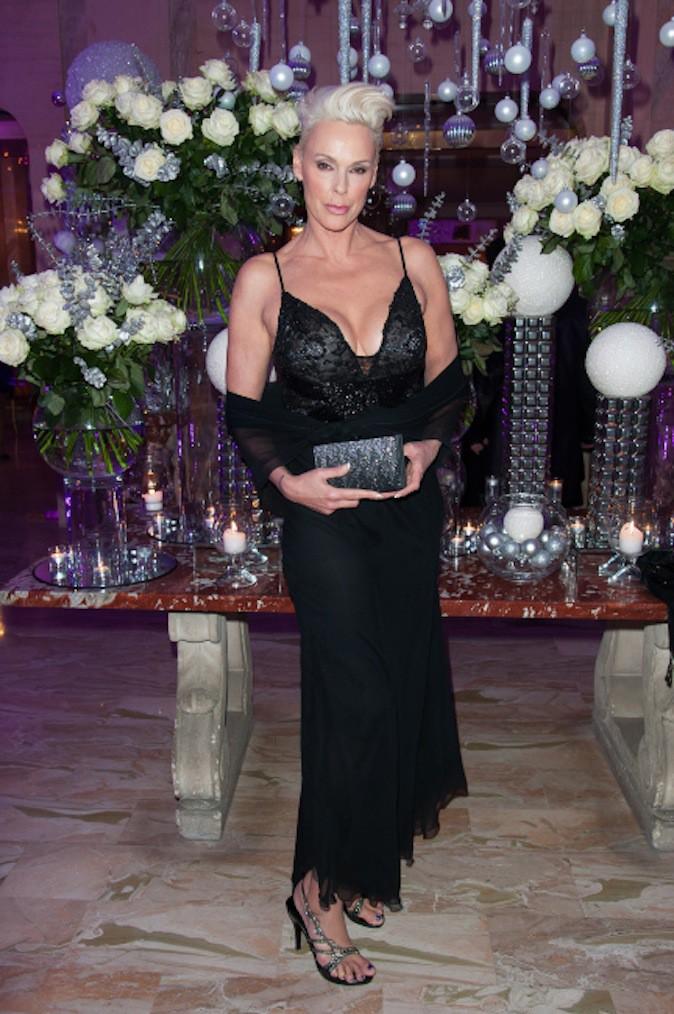 L'ancien mannequin Brigitte Nielsen a été avec Sean Penn !