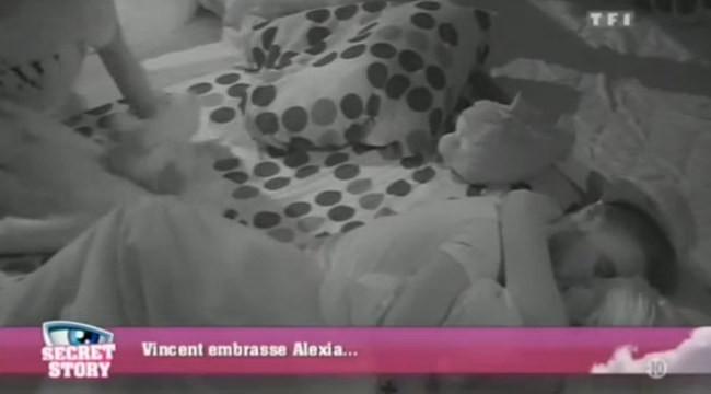 Photos : Secret Story 7 : Alexia et Vincent : ils se marièrent et eurent beaucoup d'enfants ou un scénario catastrophe à prévoir ?