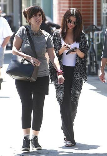 Selena Gomez à Los Angeles le 21 août 2014