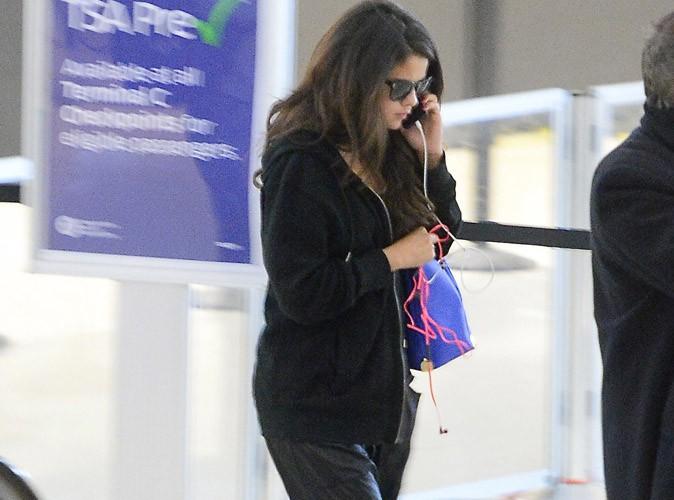 Photos : Selena Gomez : bye bye le Texas et bye bye Justin !