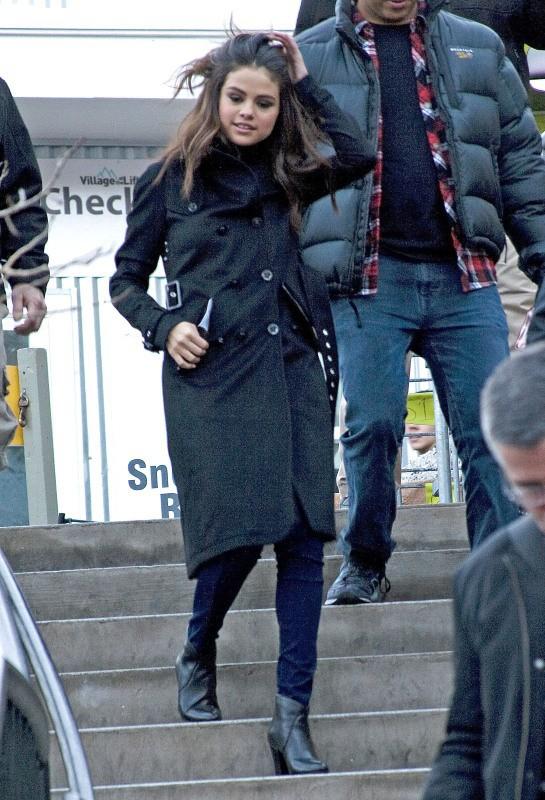 Selena Gomez lors du Festival du Film de Sundance dans l'Utah, le 20 janvier 2014.