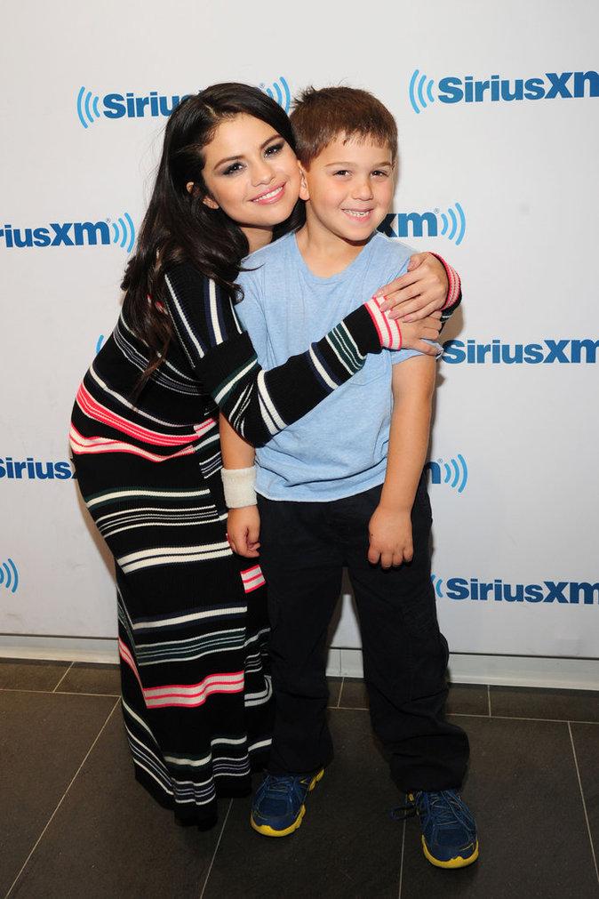 Selena Gomez le 12 octobre 2015