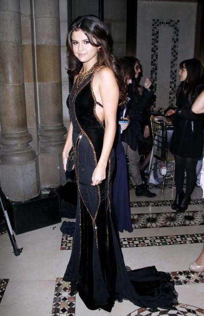 Selena Gomez le 27 novembre 2012 à New York