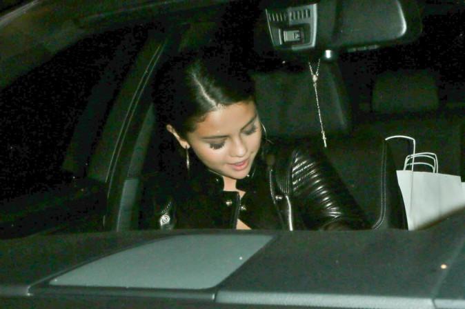 Selena Gomez le 16 novembre 2014
