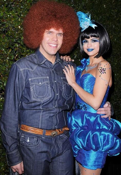 Selena bien accrochée à Perez !