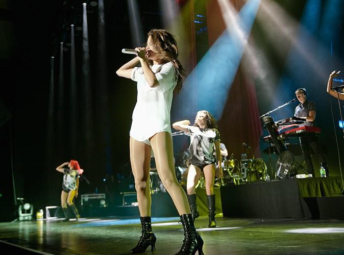 Selena Gomez à Francfort le 14 septembre 2013