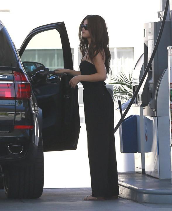 Selena Gomez à Los Angeles le 30 septembre 2013
