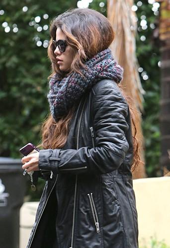 Selena Gomez à Los Angeles le 1er mars 2014