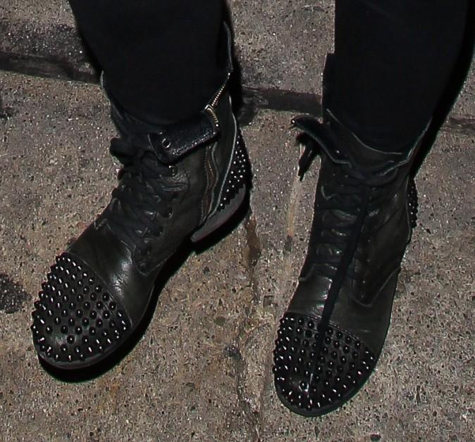 Demi Lovato à Los Angeles le 23 janvier 2014