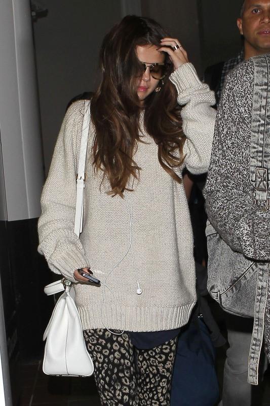 Selena Gomez à l'aéroport de Los Angeles, le 30 mai 2013.