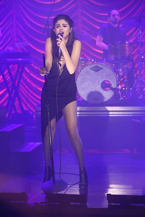 Selena Gomez le 14 octobre 2015