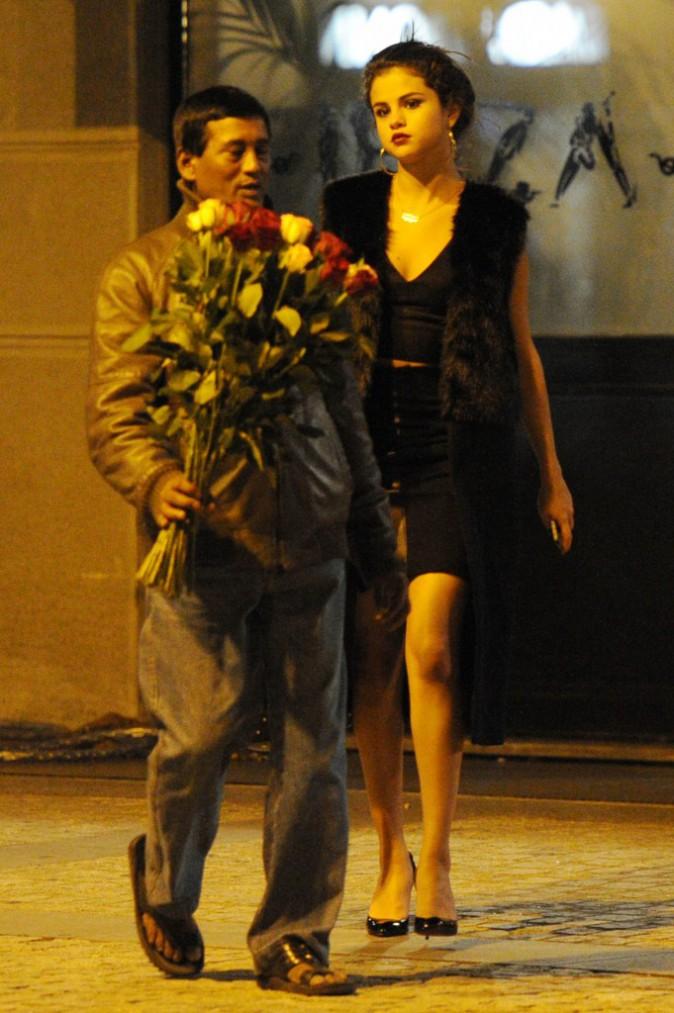 Selena Gomez à Milan le 16 septembre 2013