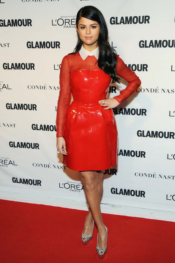 Selena Gomez le 9 novembre 2015