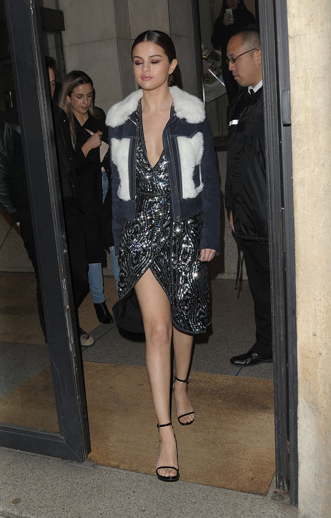 Photos : Selena Gomez : son impressionnante opération séduction en France !