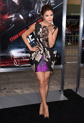 Selena Gomez à Los Angeles le 26 août 2013
