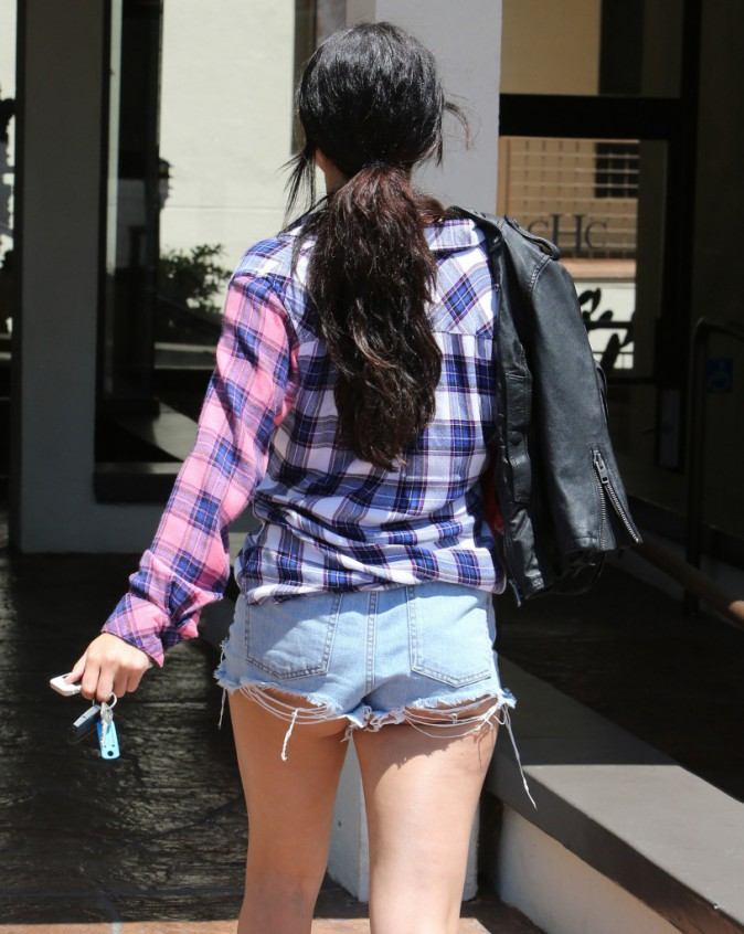 Selena Gomez à Los Angeles le 31 juillet 2014