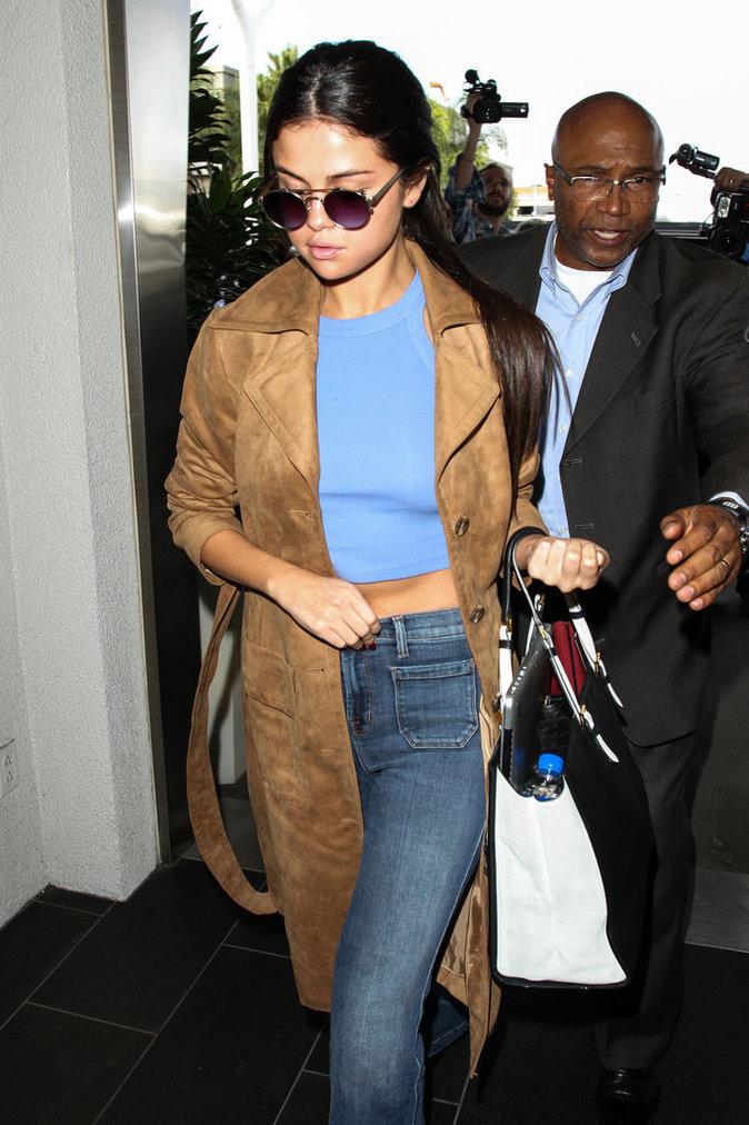Selena Gomez le 24 novembre 2015