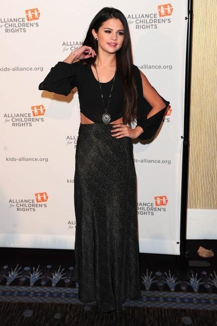 Selena Gomez le 7 mars 2013 à Los Angeles