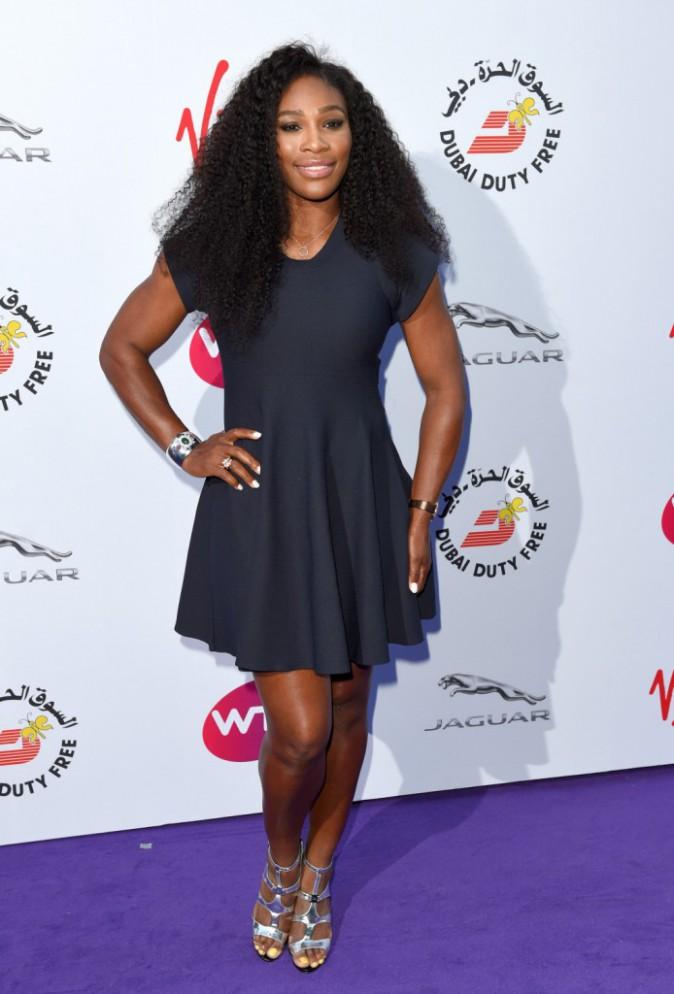 Serena Williams le 25 juin 2015