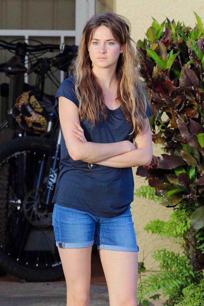 Shailene Woodley : fini la coupe garçon, elle retrouve de la longueur !