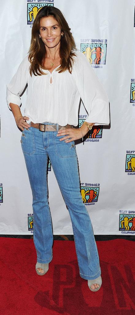 Cindy Crawford – QI de 154