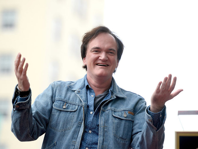 Quentin Tarantino – QI de 160