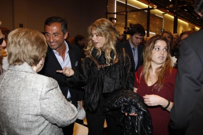 Shakira le 14 mars 2013 à Barcelone