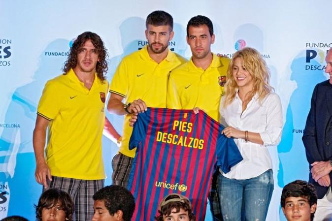 Shakira et Gerard unis pour une même cause !
