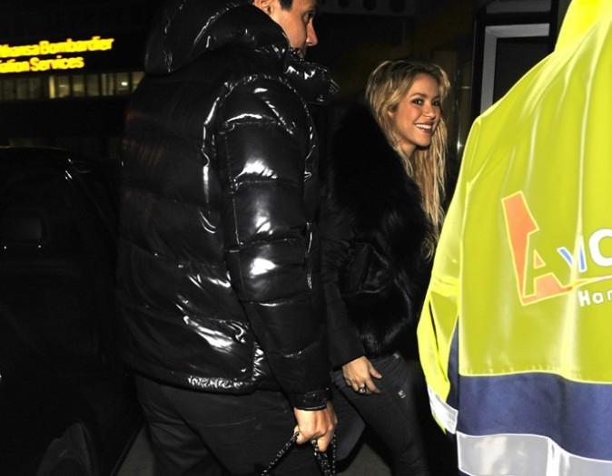 Shakira à nouveau amoureuse !